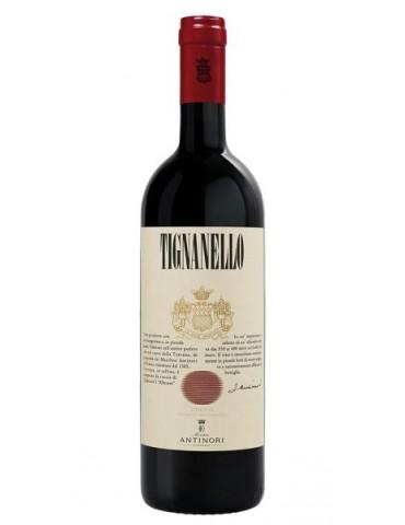 Marchesi Antinori Tignanello, Italia, Rosu, Sec, 0.75L, 14% ABV