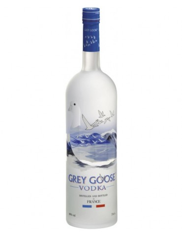 GREY GOOSE Vodka, Franta, 1L, 40% ABV