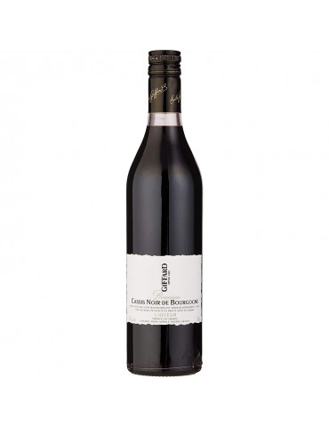 GIFFARD Cassis Noir de Bourgogne, Franta, 0.7L, 20% ABV
