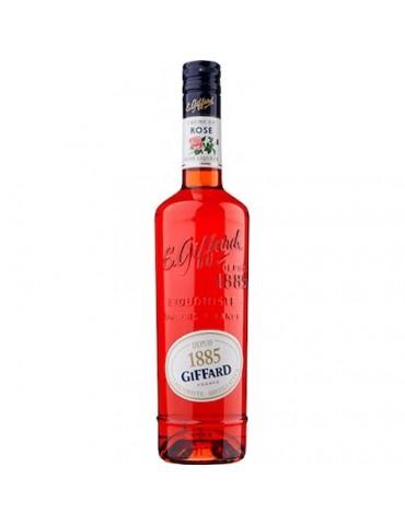 GIFFARD Creme de Rose, Franta, 0.7L, 16% ABV