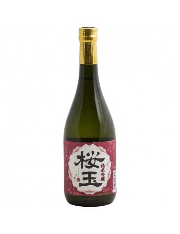 CHOYA Ougyoku Junmai Sake, Japonia, 0.72L, 14.5% ABV
