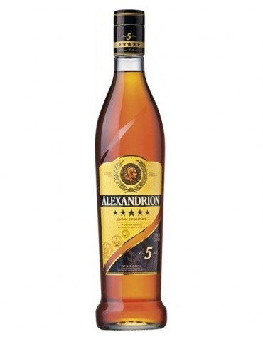 ALEXANDRION 5 Stele, Romania, 0.7L, 37.5% ABV