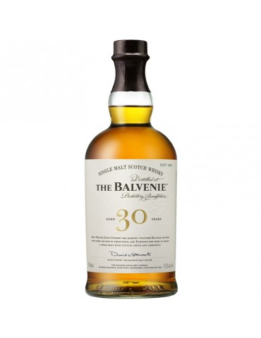 BALVENIE 30YO, Single Malt, Scotia, 0.7L, 47.3% ABV