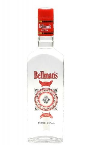 Bellman's Dry Gin, Romania, 0.5L, 37.5% ABV
