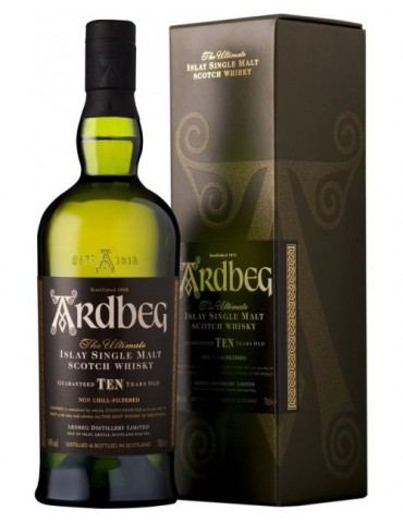 ARDBEG 10YO, Single Malt, Scotia, 1L, 46% ABV