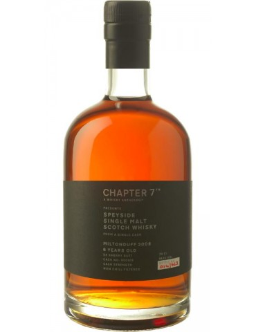 CHAPTER 7 Miltonduff 6YO, Single Malt, Scotia, 0.7L, 65.1% ABV
