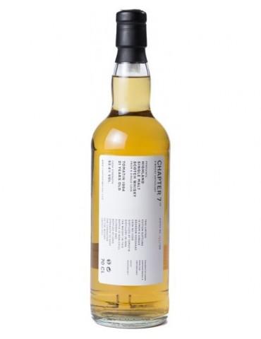 CHAPTER 7 Tomatin 21YO, Single Malt, Scotia, 0.7L, 53.4% ABV