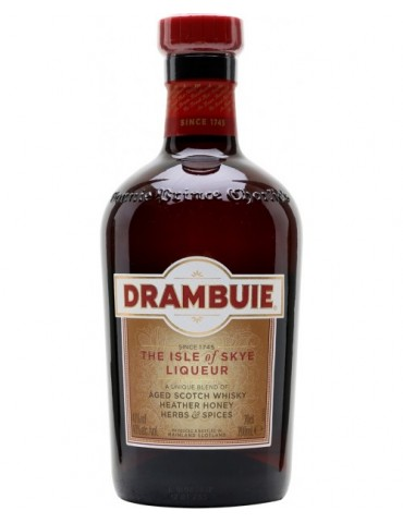 DRAMBUIE Lichior, Scotia, 0.7L, 40% ABV