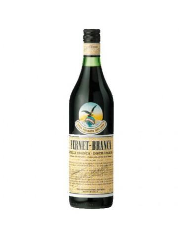 FERNET BRANCA Lichior, Italia, 0.7L, 35% ABV