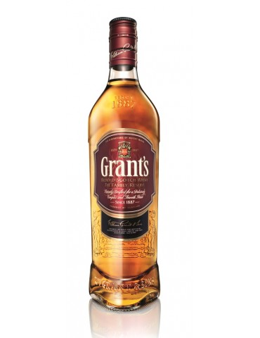 Grant's Whisky, Blended, Scotia, 0.7L, 40% ABV
