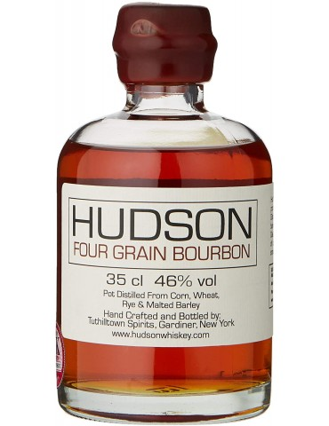 HUDSON Four Grain, S.U.A, 0.35L, 46% ABV