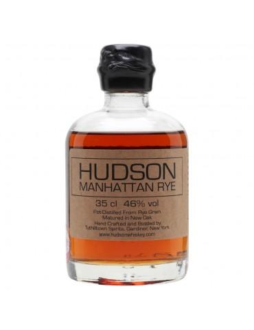 HUDSON Manhattan Rye, S.U.A, 0.35L, 46% ABV
