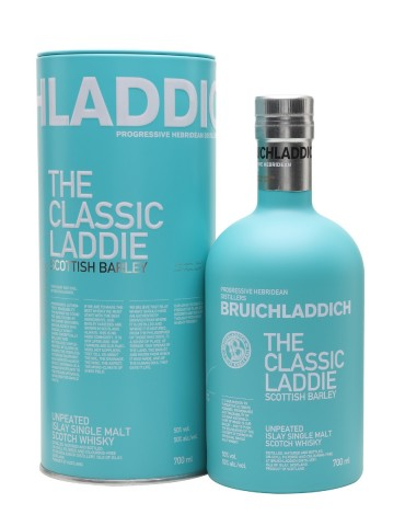 BRUICHLADDICH Laddie Classic, Single Malt, Scotia, 0.7L, 50% ABV