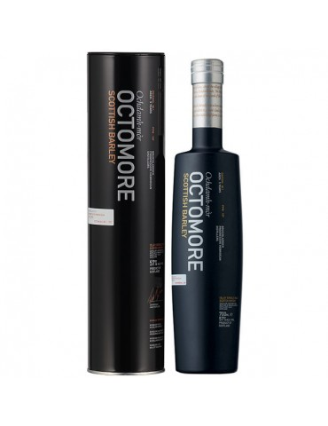 BRUICHLADDICH Octomore, Single Malt, Scotia, 0.7L, 57% ABV