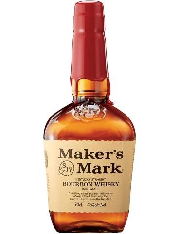 Maker's Mark Whisky, S.U.A, 0.7L, 45% ABV