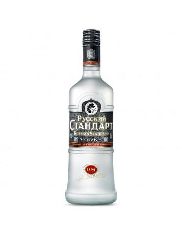 RUSSIAN STANDARD Vodka, Rusia, 0.7L, 40% ABV
