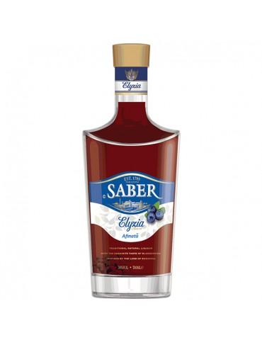 SABER Elyzia Premium Afinata, Romania, 0.7L, 30% ABV