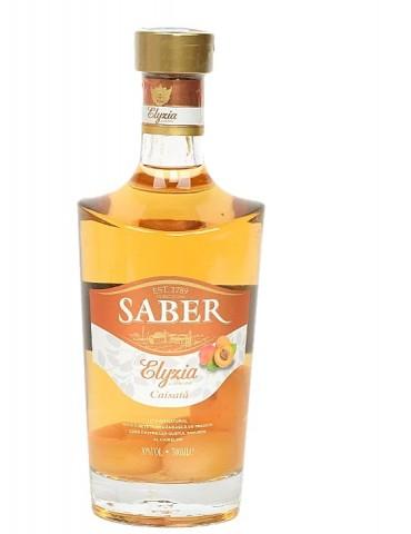 SABER Elyzia Premium Caisata, Romania, 0.7L, 30% ABV