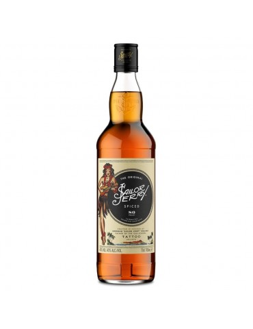 SAILOR Jerry Rom, Caraibe, 0.7L, 40% ABV