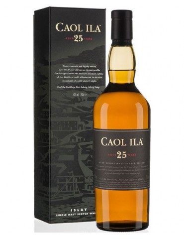 CAOL ILA 25YO, Single Malt, Scotia, 0.7L, 43% ABV