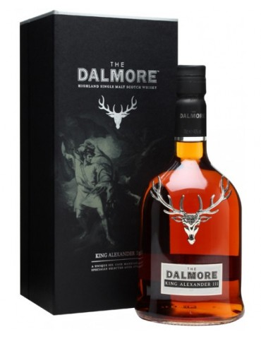 DALMORE King Alexander III, Single Malt, Scotia, 0.7L, 40% ABV