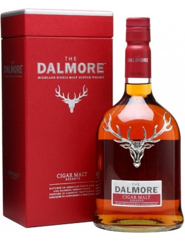 DALMORE Cigar Malt, Single Malt, Scotia, 1L, 44% ABV