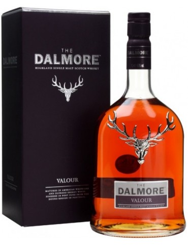 DALMORE Valour, Single Malt, Scotia, 1L, 40% ABV