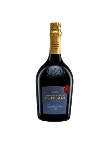 PURCARI Grand Vintage Alb Extra Brut, Republica Moldova, 0.75L, 12.5% ABV