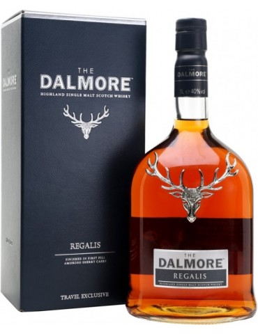 DALMORE Regalis, Single Malt, Scotia, 1L, 40% ABV