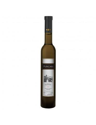 PURCARI 1827 Ice Wine Muscat Ottonel Traminer, Republica Moldova, Alb, Dulce, 0.375L, 12.5% ABV