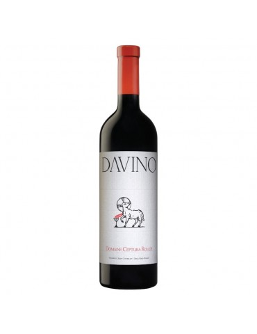 DAVINO Domaine Ceptura Rouge, Romania, Rosu, Sec, 0.75L, 14.5% ABV