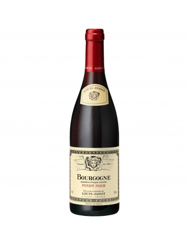 LOUIS JADOT Bourgogne Pinot Noir, Franta, Rosu, Sec, 0.75L, 12.5% ABV