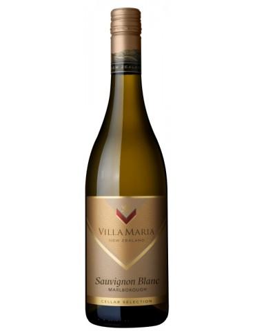 VILLA MARIA Cellar Selection Sauvignon Blanc, Noua Zeelanda, Alb, Sec, 0.75L, 14% ABV
