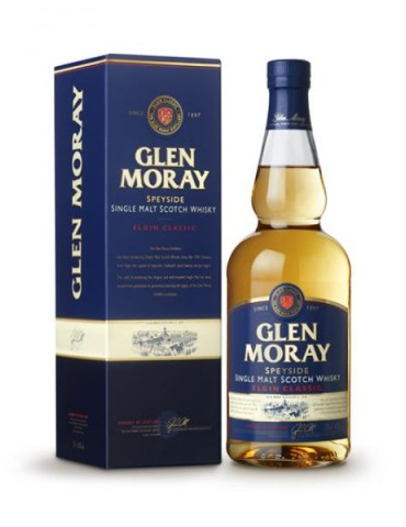 GLEN MORAY Elgin Classic, Single Malt, Scotia, 0.7L, 40% ABV