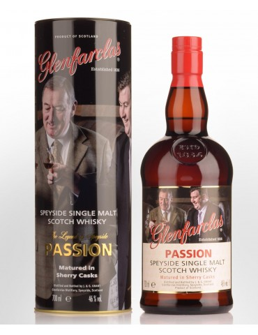 GLENFARCLAS Passion, Single Malt, Scotia, 0.7L, 46% ABV