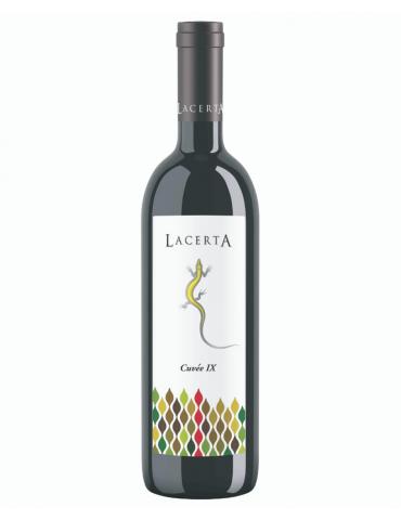 LACERTA Cuvee IX Magnum, Romania, Rosu, Sec, 1.5L, 14.5% ABV
