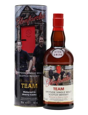 GLENFARCLAS Team, Single Malt, Scotia, 0.7L, 46% ABV