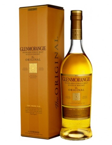 GLENMORANGIE 10YO Gift Box, Single Malt, Scotia, 0.7L, 40% ABV