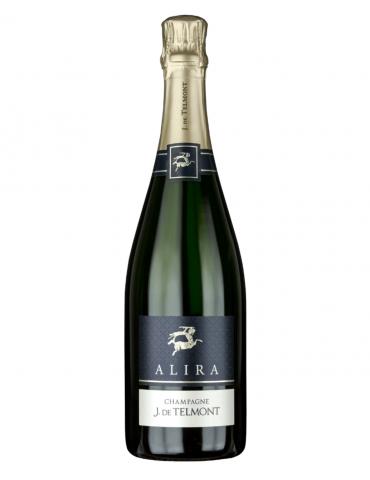 ALIRA Champagne, Romania, 0.75L, 14% ABV