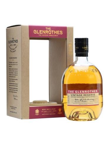 GLENROTHES Vintage Reserve, Single Malt, Scotia, 0.7L, 40% ABV