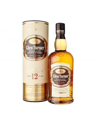 GLEN Turner 12YO, Single Malt, Scotia, 0.7L, 40% ABV