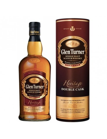 GLEN Turner Heritage, Single Malt, Scotia, 0.7L, 40% ABV