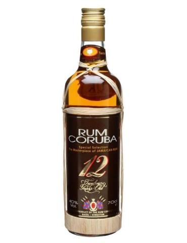 CORUBA 12YO, Jamaica, 0.7L, 40% ABV