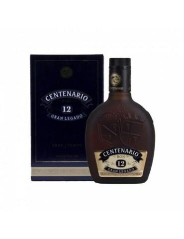 Centenario 12YO, Costa Rica, 0.7L, 40% ABV