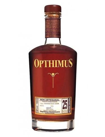 OPTHIMUS 25YO, Rep. Dominicana, 0.7L, 43% ABV
