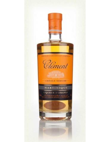 Clement Creole Liqueur D'Orange, Martinica, 0.7L, 40% ABV