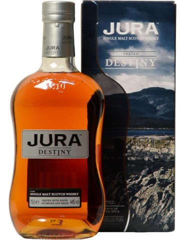 ISLE OF JURA Destiny, Single Malt, Scotia, 0.7L, 44% ABV