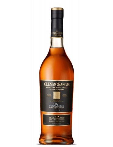 GLENMORANGIE 12YO Quinta Roban, Single Malt, Scotia, 0.7L, 46% ABV