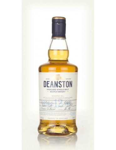 DEANSTON 12 ANI, Single Malt, Scotia, 0.7L, 46.3% ABV