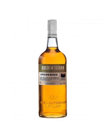 AUCHENTOSHAN Springwood, Single Malt, Scotia, 1L, 40% ABV